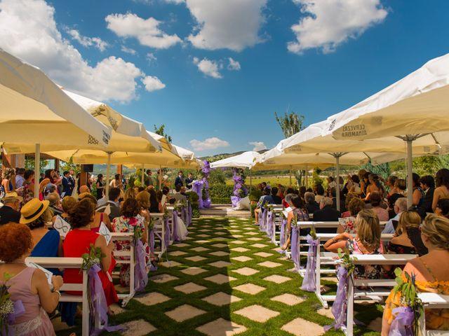 La boda de Javi y María en Alcoi/alcoy, Alicante 41