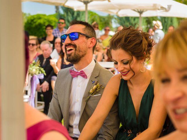 La boda de Javi y María en Alcoi/alcoy, Alicante 42