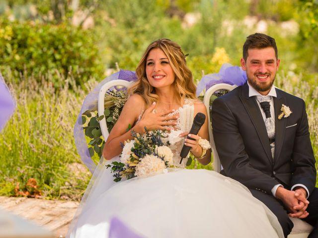La boda de Javi y María en Alcoi/alcoy, Alicante 43