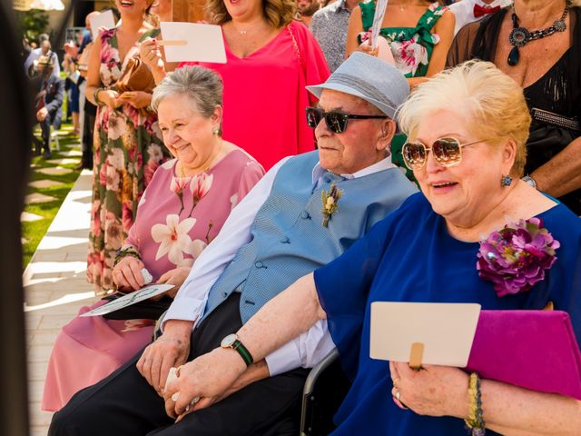 La boda de Javi y María en Alcoi/alcoy, Alicante 44