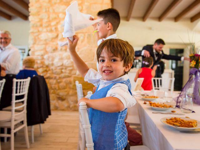 La boda de Javi y María en Alcoi/alcoy, Alicante 59