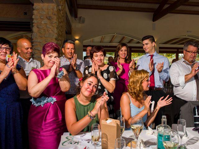 La boda de Javi y María en Alcoi/alcoy, Alicante 91
