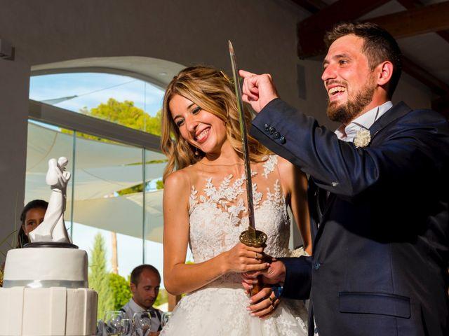 La boda de Javi y María en Alcoi/alcoy, Alicante 101