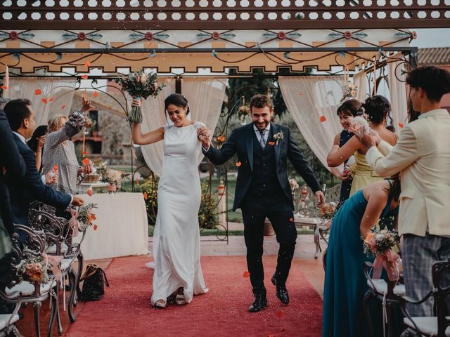 La boda de David y Laia en Santa Cristina D'aro, Girona 1