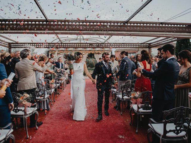 La boda de David y Laia en Santa Cristina D'aro, Girona 2