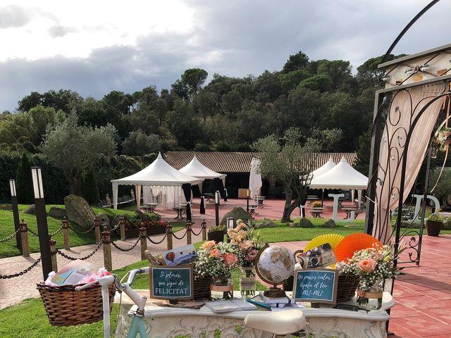 La boda de David y Laia en Santa Cristina D'aro, Girona 9