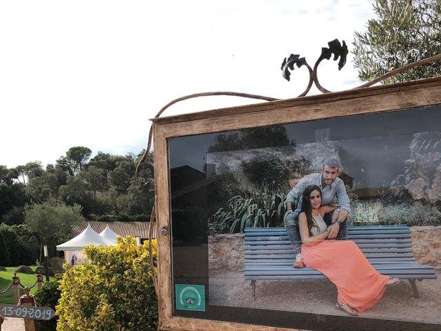 La boda de David y Laia en Santa Cristina D'aro, Girona 12