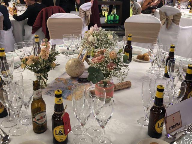 La boda de David y Laia en Santa Cristina D'aro, Girona 17