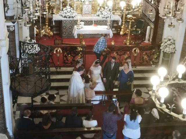 La boda de Domingo y Rocío  en Huelva, Huelva 6