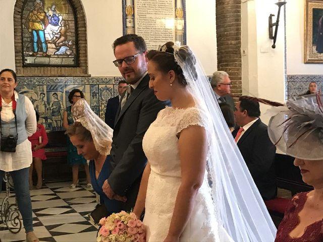 La boda de Rocío  y Domingo