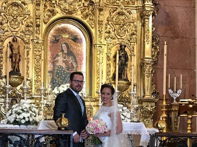 La boda de Domingo y Rocío  en Huelva, Huelva 9