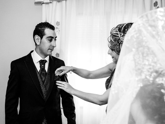 La boda de Jesús y Sandra en Cazorla, Jaén 3