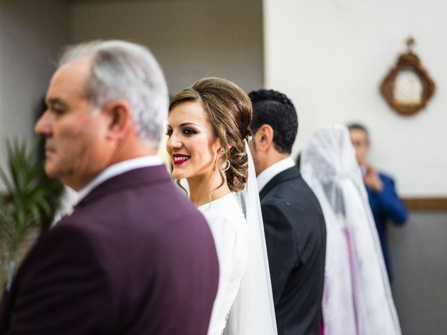La boda de Jesús y Sandra en Cazorla, Jaén 18