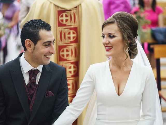 La boda de Jesús y Sandra en Cazorla, Jaén 20