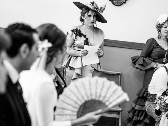 La boda de Jesús y Sandra en Cazorla, Jaén 21