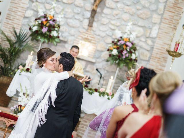 La boda de Jesús y Sandra en Cazorla, Jaén 22