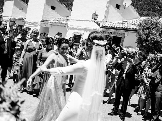 La boda de Jesús y Sandra en Cazorla, Jaén 24
