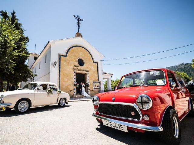 La boda de Jesús y Sandra en Cazorla, Jaén 25