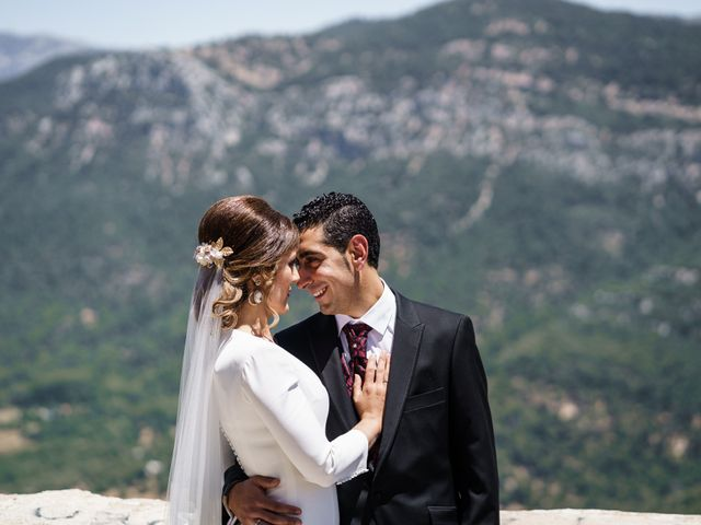 La boda de Jesús y Sandra en Cazorla, Jaén 26