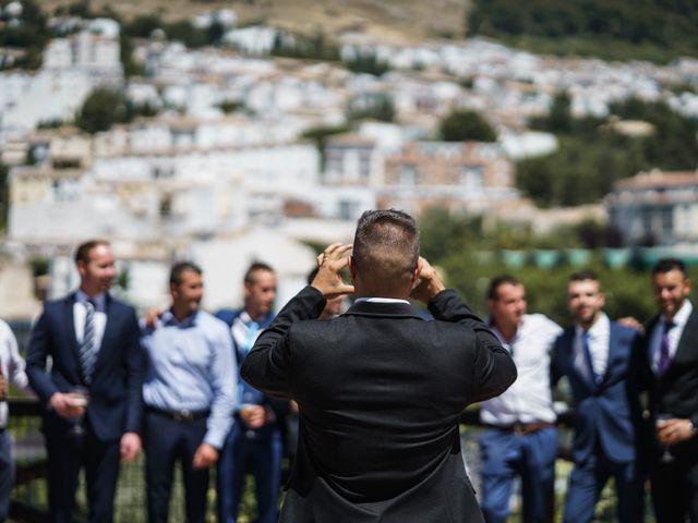 La boda de Jesús y Sandra en Cazorla, Jaén 27