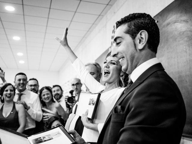 La boda de Jesús y Sandra en Cazorla, Jaén 37