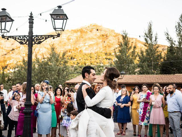 La boda de Jesús y Sandra en Cazorla, Jaén 39