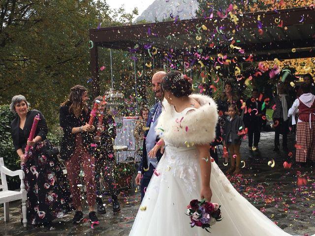 La boda de David y Naiara en Atxondo, Vizcaya 8