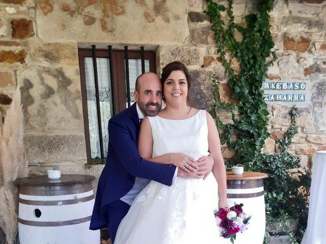 La boda de David y Naiara en Atxondo, Vizcaya 12