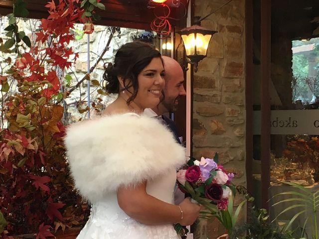 La boda de David y Naiara en Atxondo, Vizcaya 14