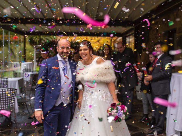 La boda de David y Naiara en Atxondo, Vizcaya 20