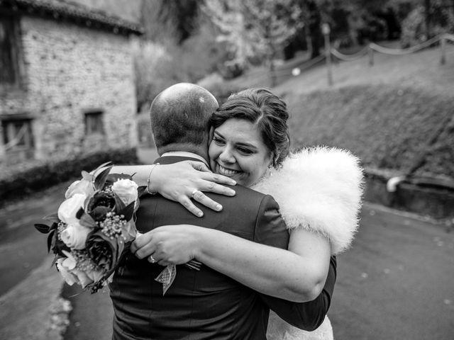 La boda de David y Naiara en Atxondo, Vizcaya 22