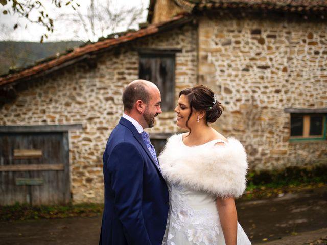 La boda de David y Naiara en Atxondo, Vizcaya 23