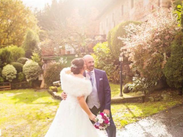 La boda de David y Naiara en Atxondo, Vizcaya 24