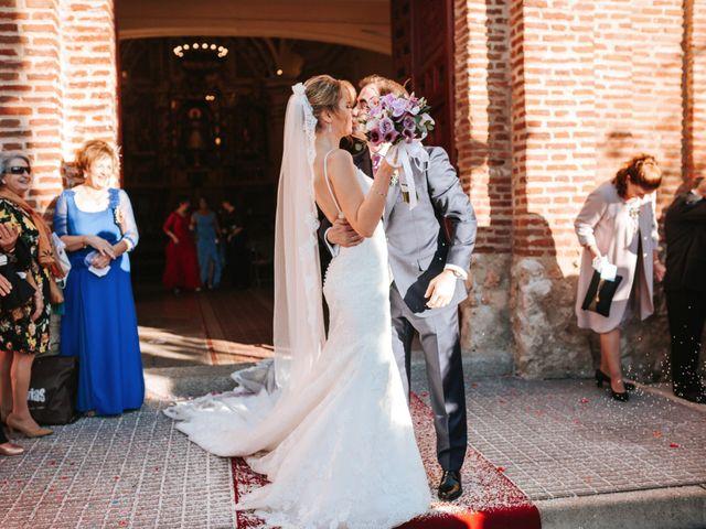 La boda de Diego y Marta en Móstoles, Madrid 1