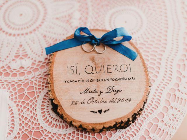 La boda de Diego y Marta en Móstoles, Madrid 8