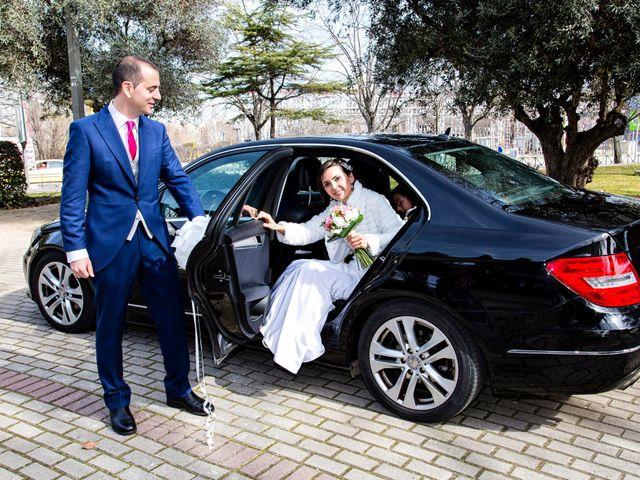 La boda de Mari Jose y Sergio en Cubas De La Sagra, Madrid 2