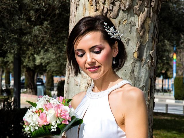 La boda de Mari Jose y Sergio en Cubas De La Sagra, Madrid 4
