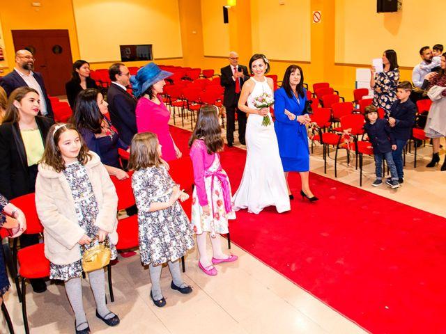 La boda de Mari Jose y Sergio en Cubas De La Sagra, Madrid 6