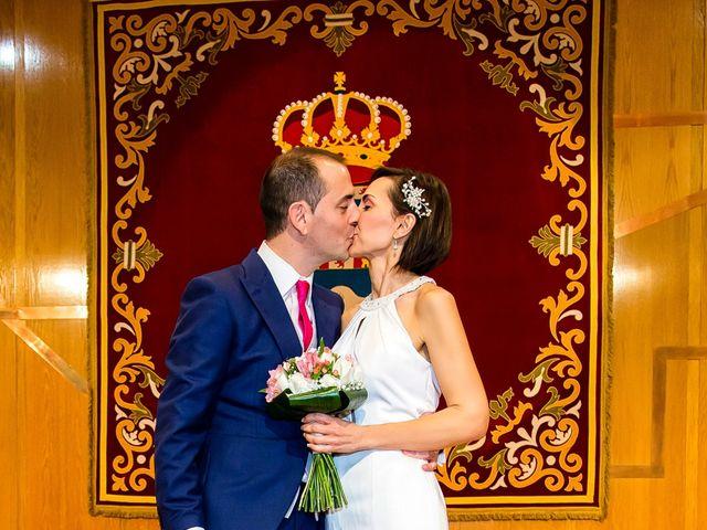 La boda de Mari Jose y Sergio en Cubas De La Sagra, Madrid 8