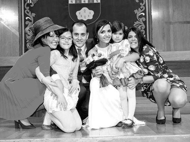 La boda de Mari Jose y Sergio en Cubas De La Sagra, Madrid 9