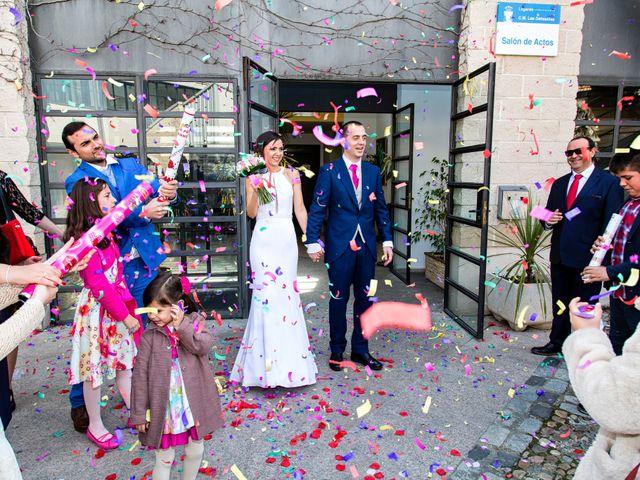 La boda de Mari Jose y Sergio en Cubas De La Sagra, Madrid 10