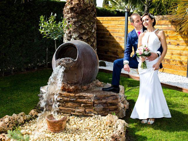 La boda de Mari Jose y Sergio en Cubas De La Sagra, Madrid 1
