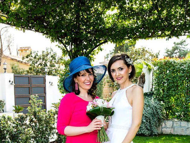 La boda de Mari Jose y Sergio en Cubas De La Sagra, Madrid 13