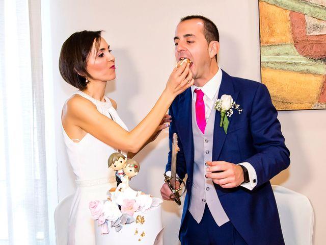 La boda de Mari Jose y Sergio en Cubas De La Sagra, Madrid 17