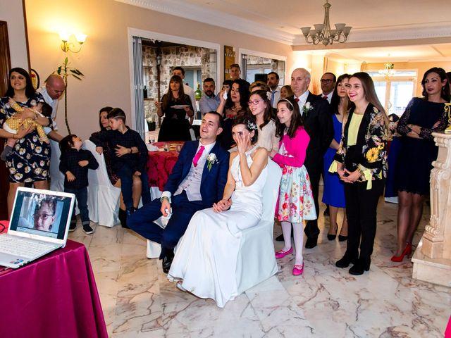 La boda de Mari Jose y Sergio en Cubas De La Sagra, Madrid 19