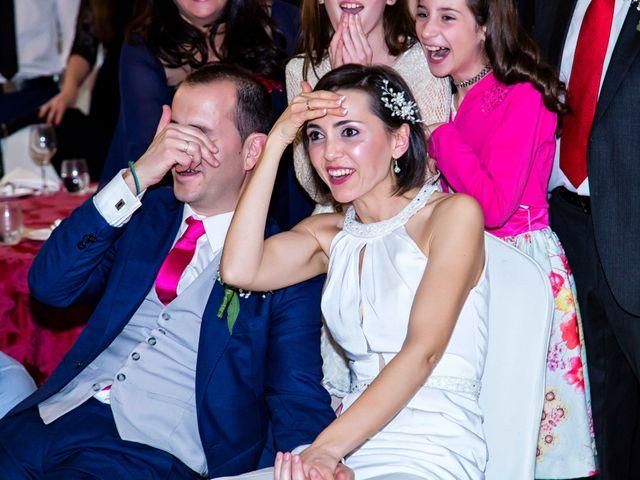 La boda de Mari Jose y Sergio en Cubas De La Sagra, Madrid 20