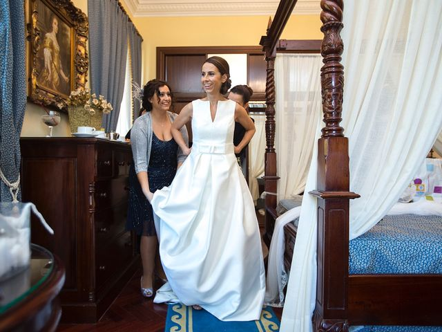 La boda de Nacho y Cristina en Redondela, Pontevedra 16