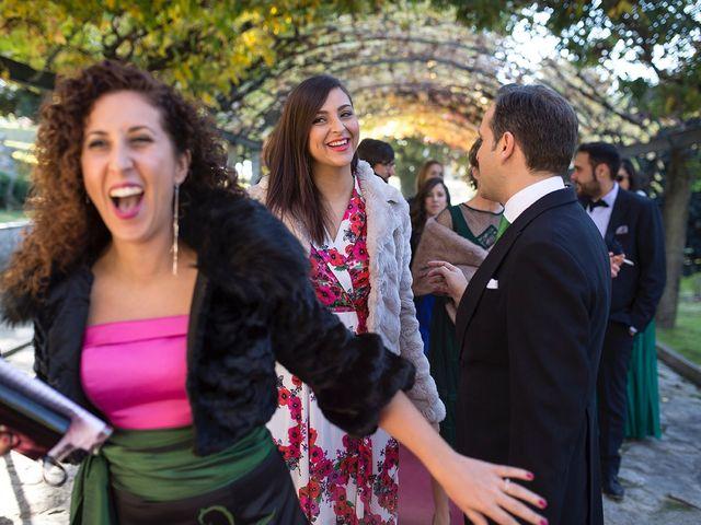 La boda de Nacho y Cristina en Redondela, Pontevedra 23