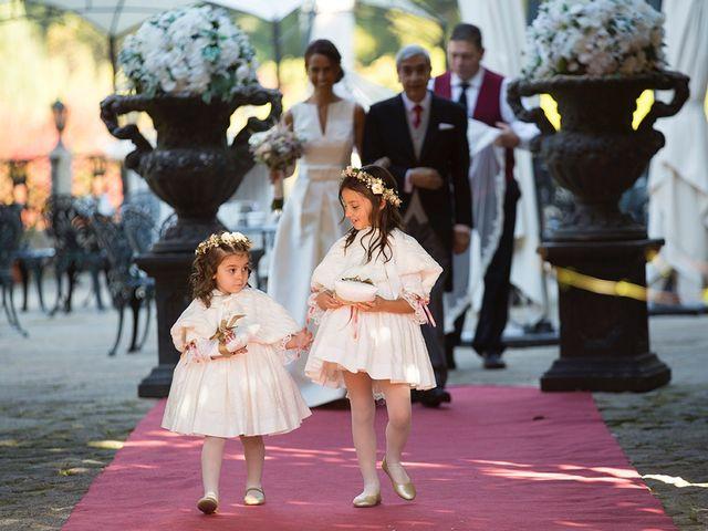 La boda de Nacho y Cristina en Redondela, Pontevedra 24