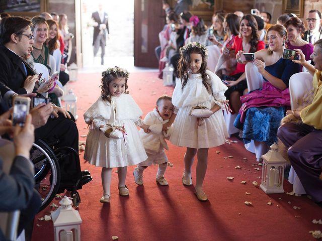 La boda de Nacho y Cristina en Redondela, Pontevedra 25